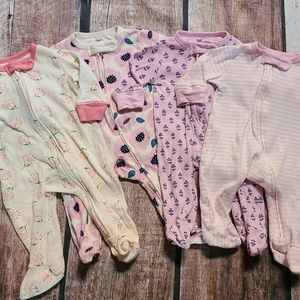 Touched by nature 100% organic cotton pajamas